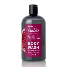 EcoClean Duschtvål Granatäpple / Bodywash Organic Pomegrate 500 ml