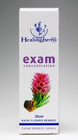Dr Bach Exam - Concentration Spray 25 ml