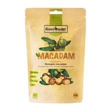 Macadam Nötter Naturell 175g EKO Rawpowder
