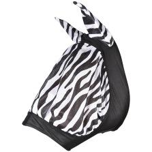 HS Flughuva elastisk Zebra