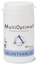MultiOptimal® 60 kapslar