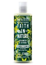 Sjögräs & Citrus Balsam 400 ml - Faith in Nature