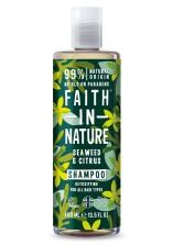 Sjögräs & Citrus Schampo 400 ml - Faith in Nature