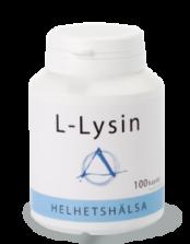 L-Lysin 100 kapslar