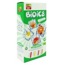 Ekologisk Isglass (10 st) Multifruit Bio Ice