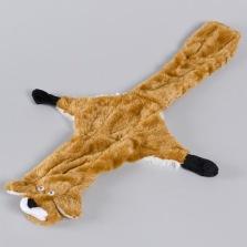 Hundleksak Plysch-ekorre Super Soft 60 cm