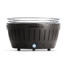 LotusGrill – XL antracitgrå 43,5 cm