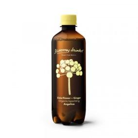 Bloomy Drinks Elderflower + Ginger 500ml EKO