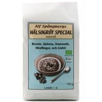 Spångbergs Hälsogröt Special Naturell 750g EKO KRAV
