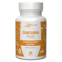 Alpha Plus Curcumin Plus 60k Vegan - Alpha Plus