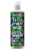 Lavendel & Geranium Balsam 400ml - Faith in Nature