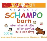 Schampo barn 500 ml