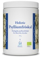 Psylliumfröskal ekologisk 275g Holistic