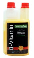 WorkingDog B-vitamin 500 ml
