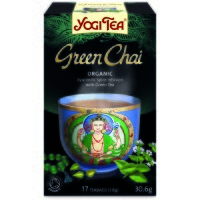 Yogi Tea – Green Chai Te