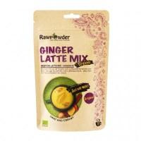 Rawpowder Ginger Latte Mix Ingefära 125g EKO