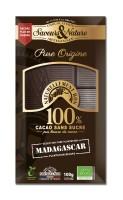 Mörk choklad 100% - Madagascar