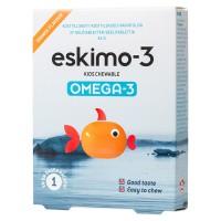 Eskimo 3 Kids - Omega 3 - Tuggtabletter 27st