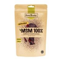 MSM destillerat - Rawpowder