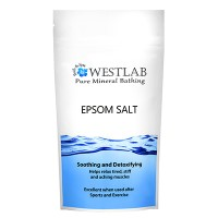 Epsomsalt – Pure Mineral Bathing