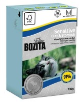 Bozita - Sensitive Diet & Stomach våtfoder 190g