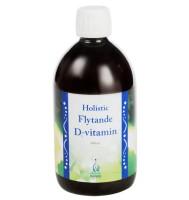 D3-vitamin Flytande – Holistic