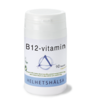 B12-vitamin 90 kapslar