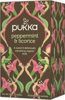 Pukka te – Peppermint & Licorice