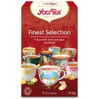 Yogi Tea – Finest selection