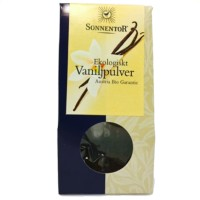 Vaniljpulver 100% Eko/Raw/Vegan