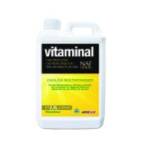 NAF Vitaminal 2,5L – Multivitaminer utan tillsatt socker (2020-01)