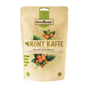 Grönt kaffe EKO pulver