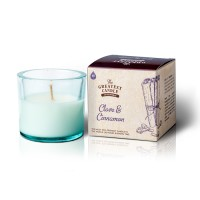 Återvunnet doftljus – Clove & Cinnamon 75g