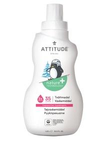 Attitude Tvättmedel Oparfymerat 1050ml