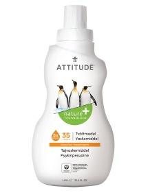 Attitude Tvättmedel Citrus Zest 1050ml