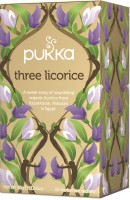Pukka te - Three Licorice