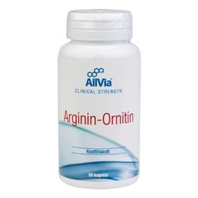 Arginin-Ornitin 50 kap