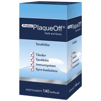 PlaqueOff teeth & gums 140k