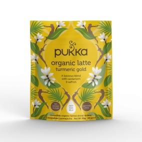 Lattemix Turmeric Gold - Pukka