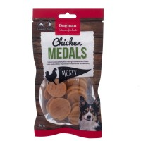 Chicken Medals hundgodis - Dogman