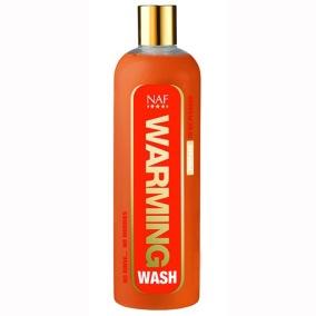 Warming Wash - Schampo - NAF