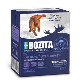 Bozita Hund - Lax i Gelé  370g