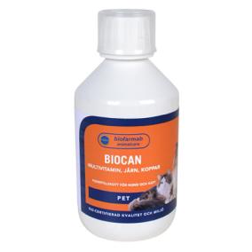 BioCan Multivitamin/-mineral för hund (2020-12)
