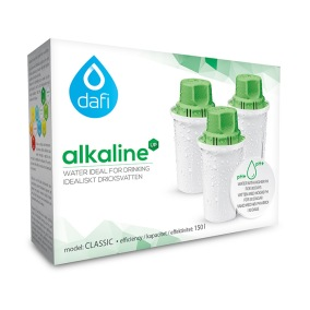 Dafi Filterpatron Ph balance 3-pack