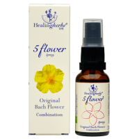 Dr Bach 5 Flower Remedy Spray, 20 ml - Räddningsdroppar
