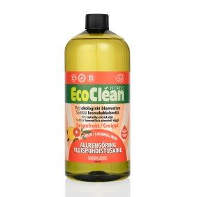 EcoClean Allrengöring Grapefrukt 1000 ml EKO