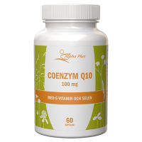 Coenzym Q10 100mg 60 kap - Alpha Plus