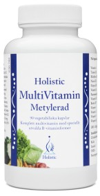 MultiVitamin Metylerad - Holistic