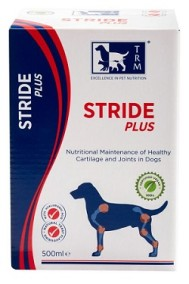 STRIDE Plus - tillskott för hundens leder och brosk