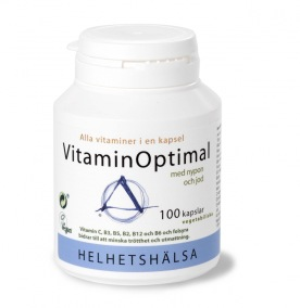VitaminOptimal 100 kapslar